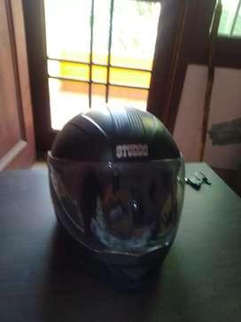 Helmet for two wheeler