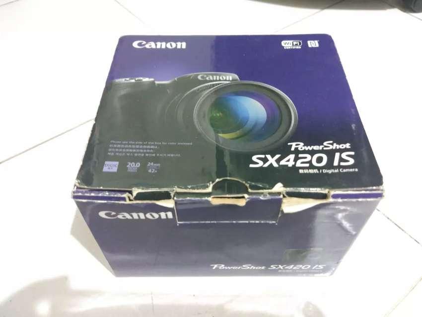 canon sx420is powershot wifi 42x Zoom 0