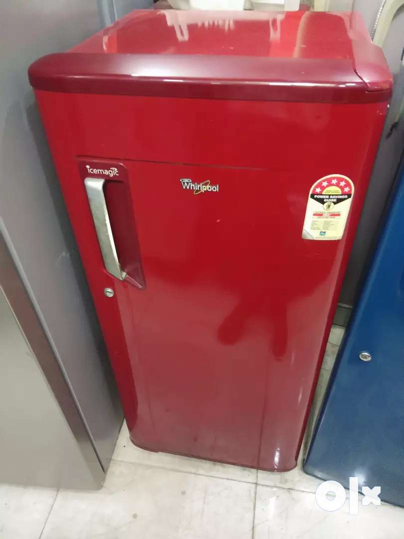 Wirlpool ice magic fridge