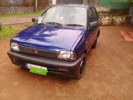 Maruti Suzuki 800 2002 Petrol Well Maintained