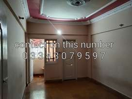 3 bed lounge portion for rent in  nazimabad block 3