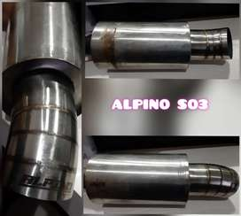 Muffler Knalpot ALPINO SO3