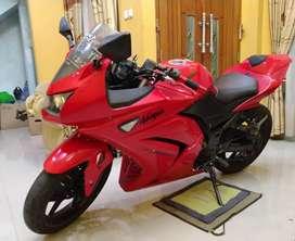 Di jual ninja 250cc