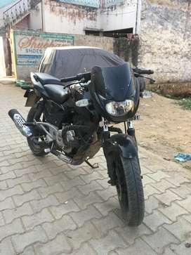 Pulsar 180 full modified in ok condition