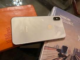 iPhone X 256GB PTA approved @ 107000