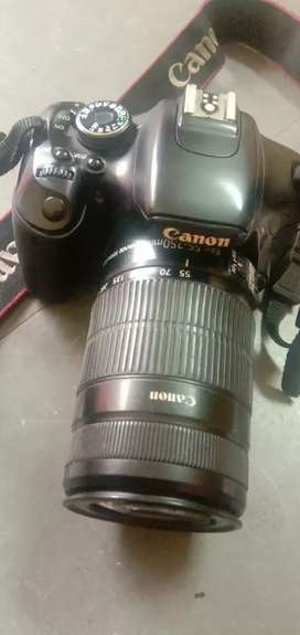 Cannon 600d Cam for sell