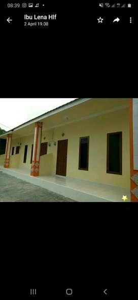 Dikontrakan Rumah Bedak Beton
