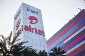 Airtel company hiring for fresher candidate