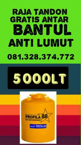 Tandon air 5000 liter colomadu new88