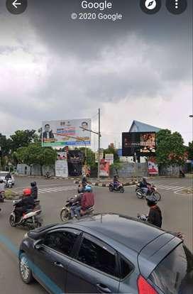 Dijual dan disewakan tanah di Jl. Gatot Subroto