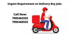 Wanted delivery boy job in Shamshabad