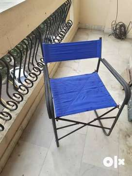 Folding Chairs-4 Nos.