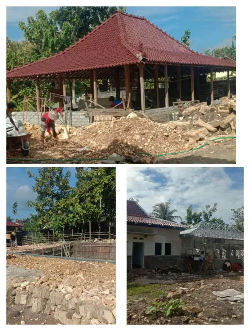 DIJUAL GUEST HOUSE PROSES BANGUN JL BARON WONOSARI