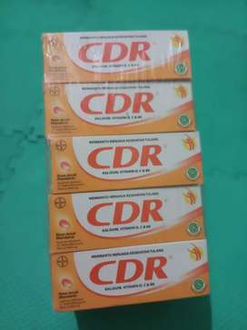 CDR Vitamin C isi 10