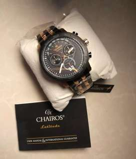 Rs 65000/- Chairos latitude watch
