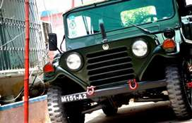 M151A2 jeep is for sale
