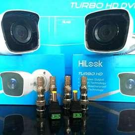 Super hemat, murah, & komplit camera 2mp siap pantau hp anda
