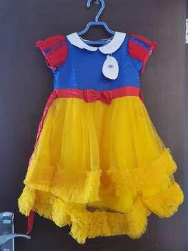 Dress anak perempuan Disney