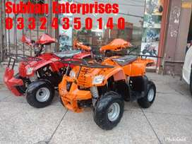 Best Quality Medium Size Atv Quad 4 Wheel Bikes Online Deliver All Pak