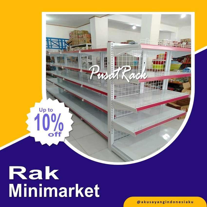 Gondola Mini Mart / Toko Rak 0