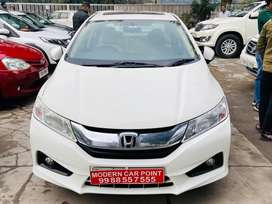 Honda City 1.5 V Manual Sunroof, 2015, Diesel