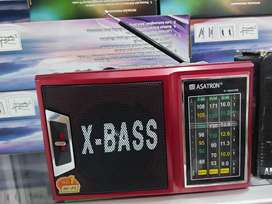 SPEAKER ASATRON MODEL RADIO
