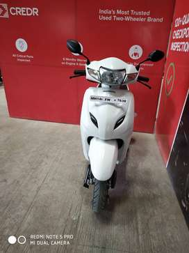 Good Condition Honda Activa 3G with Warranty |  7630 Pune