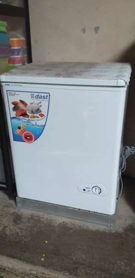Chest Freezer DAST 135 kapasitas 120 liter
