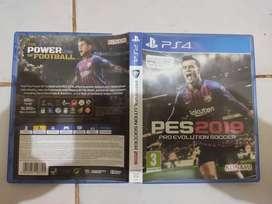Kaset PS 4 PES 2019
