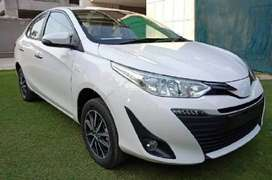 Toyota yaris 1.3 Automatic bank leassing