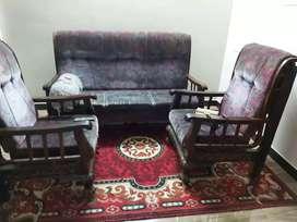 Rose wood sofa