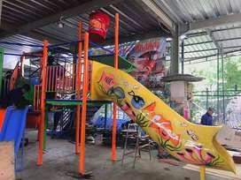 waterboom prosotan mainan ayunan playground AF