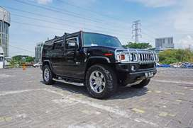 2010 Hummer H2 Facelift 6.2 AT Captain Seat KM 17ribu Surabaya