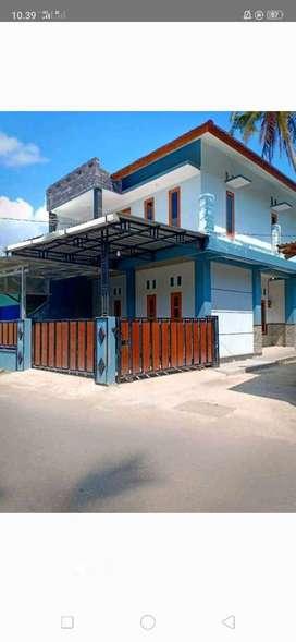 Dimana Lagi 550 Juta Dapat Rumah 2 Lantai Dkt Polsek Pandak. SF5790