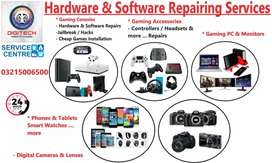 PlayStation PS3 PS4 PS5 XBox & Accessories Repairing Services