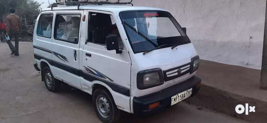 Maruti Suzuki Omni 2013 Petrol Good Condition 0