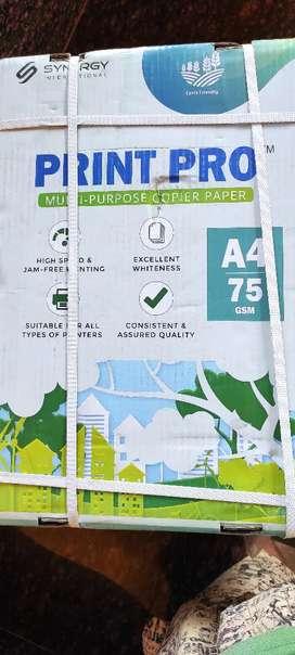 Print pro agro based A4 paper box