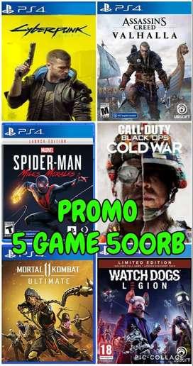 ps4 game digital harga murah bisa download sendiri