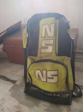 NS cricket kit carrying bag