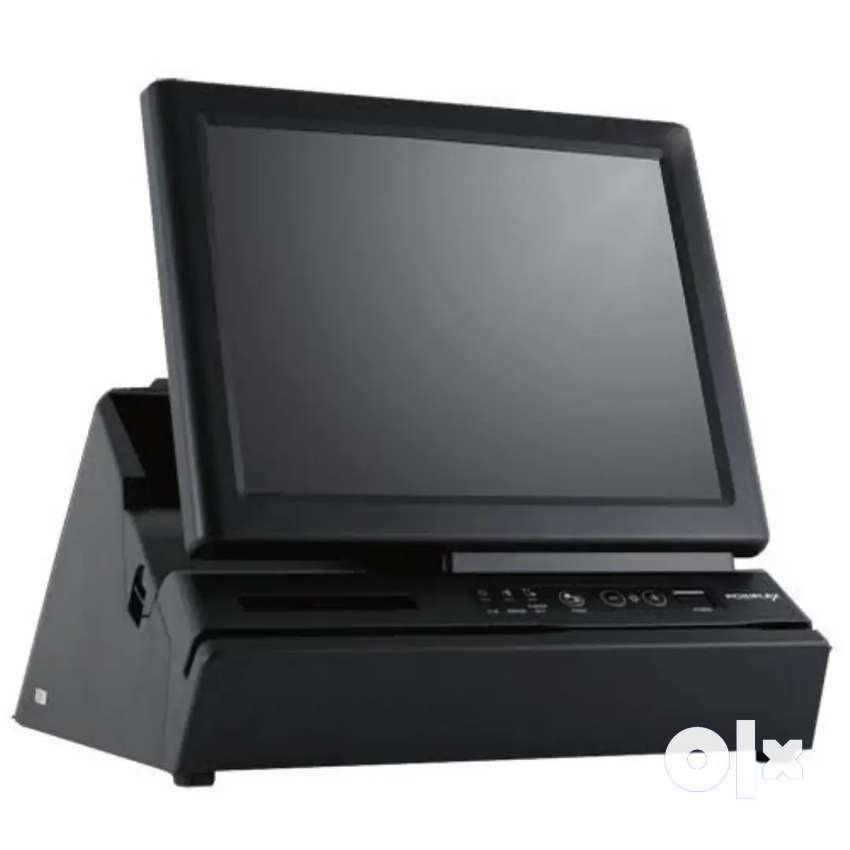 Certified Touch Screen POS Billing Machine With 3 Months Warranty