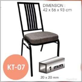 KT 07 kursi makan
