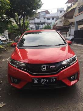 Honda jazz 2015 Rs matic