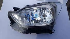 Mera new model head light left side