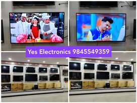 offer's Sale 44 inches smart Android 4K Led TV's with warranty