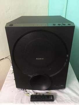 1000W Sony speakers set of 5 Bluetooth