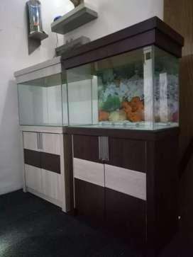 Aquarium kabinet 60 cm