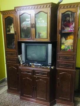 Selling furniture and TV