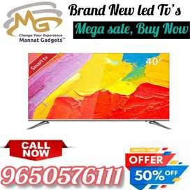 [[50* INCH SMART LED TV || LIGHT WEIGHT SLIM DESIGN // BEST PRICE ]]
