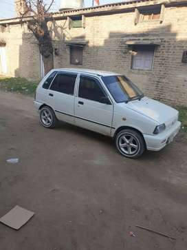 2018 mehran vxr good condition