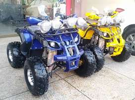 Double Disk Breaks Allowy Rim Atv Quad 4 Wheels Bike Deliver In Al Pak